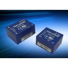 Wide AC-DC Input PCB-Mount Power Supplies KAS4-24